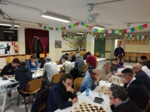Torneo all'Auser Cinisello